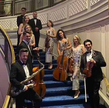 Giardino Strings Session Orchestra's profile picture