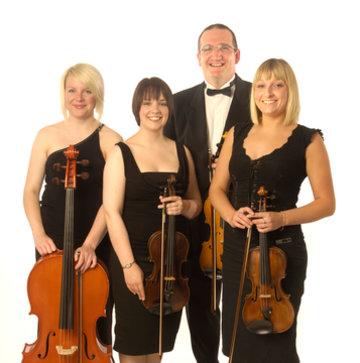 Rhapsody String Quartet's profile picture