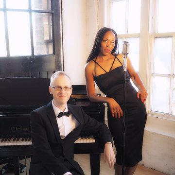 Shari & The Super Small Orchestra Of Jazz & Soul (duo)'s profile picture