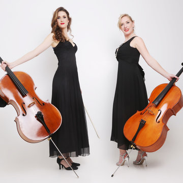 Cupid's Bow Cello Duo's profile picture