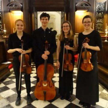 Ozymandias String Quartet's profile picture