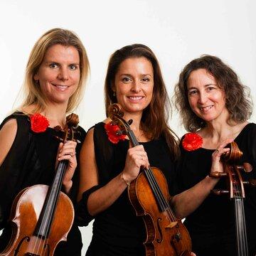 Saffron Strings Trio's profile picture