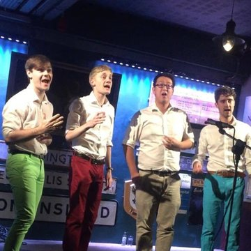 Innocent Murmurs Barbershop Quartet's profile picture