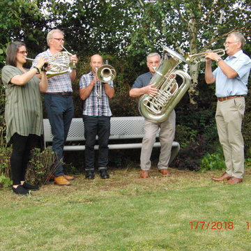 The Wensum Valley Brass Quintet's profile picture