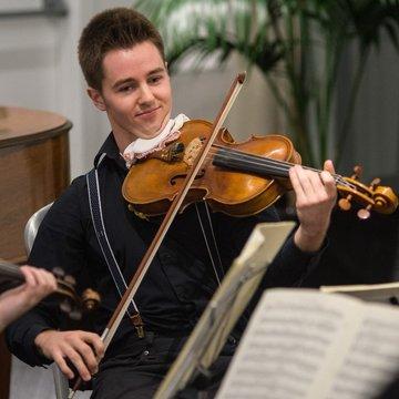 Erik Fauss - Violinist/Violist's profile picture