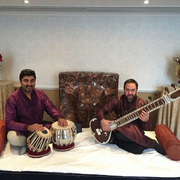 Sitar & tabla duo's profile picture