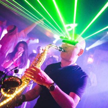 Raul Romo , Laser Sax's profile picture