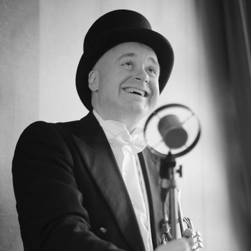 Dr Jazz - Vocal/Trumpet Solo Act's profile picture