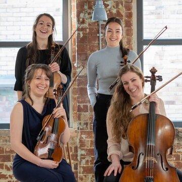 Voci String Quartet's profile picture