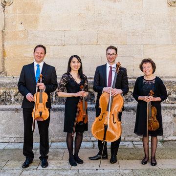 Scintillo String Quartet's profile picture