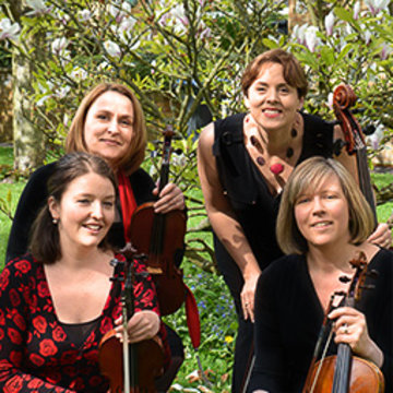 The Four of Herts String Quartet's profile picture