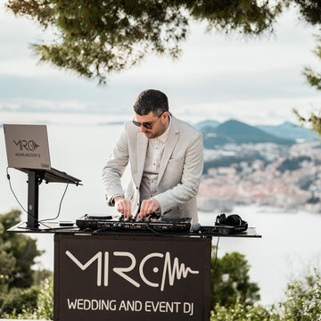 DJ Miro - Dubrovnik Wedding & Event DJ's profile picture