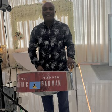 MELODIC PANMAN STEEL DRUM's profile picture