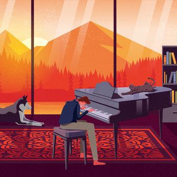 Oliver Wolfe Trio's profile picture