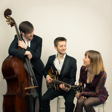 The Georgia Jazz Trio's profile picture