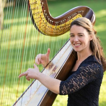 Ruth Cartledge Harpist's profile picture