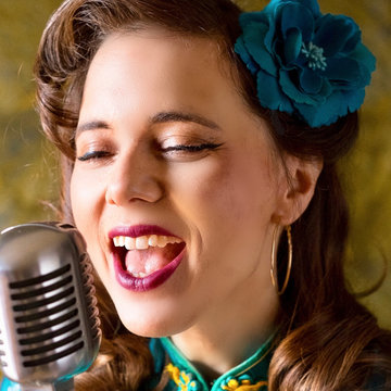 Ruth Getz, Vintage Songstress's profile picture