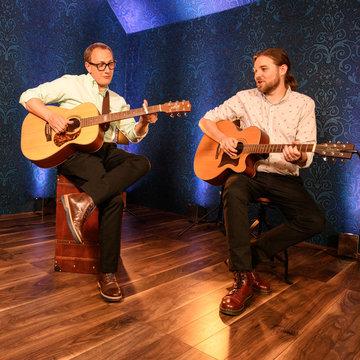 The Guitar Duo's profile picture