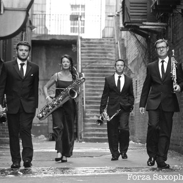 Forza Saxophone Quartet's profile picture