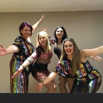 Covergirlz band's profile picture