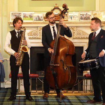 The Halkin Street Jazz Band's profile picture