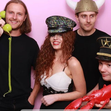 Xtine and the band 's profile picture