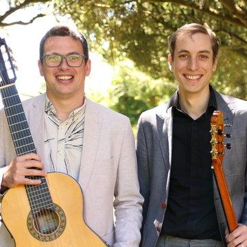 Virtuoso Brazilian Guitar Duo's profile picture