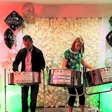 Rebekah and Graham, Steel Pan Duo's profile picture