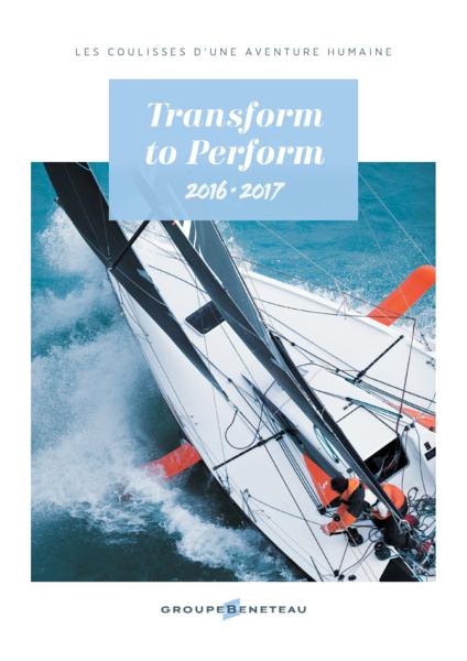 Rapport d'activités 2016 – 2017