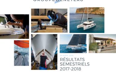 2018-04-26 BENETEAU : Presentation Resultats semestriels 2017-2018