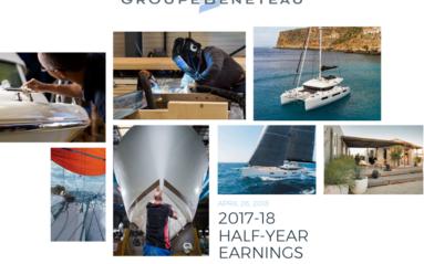 2018-04-26 BENETEAU : Presentation H1 2017-18 results