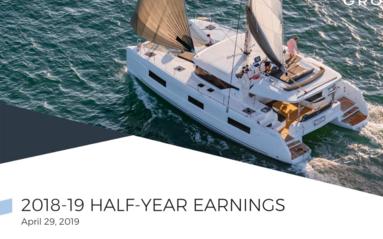 190429 BENETEAU Presentation_Half-year earnings H1-2018-19 EN