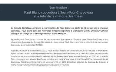 191206 BENETEAU CP Nomination PBlanc FR.pdf