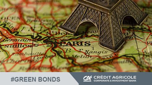 Crédit Agricole CIB accompagne la Société du Grand Paris pour un programme novateur 100 % vert d'émission de Green Bonds pour financer le grand Paris Express !