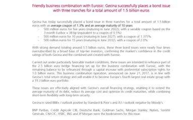 PR Gecina - Bond issue.pdf
