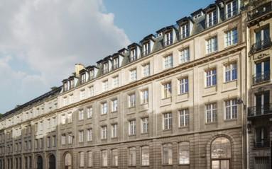 7 rue de Madrid_Paris 8ème_façade principale