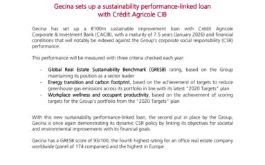 PR Gecina - Sustainability performance-linked loan with CACIB.pdf