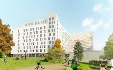 Student Residence Ivry sur Seine