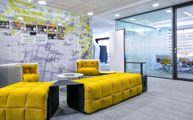 Customer innovation: Gecina testing activity based offices