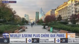 Neuilly-sur-Seine, ville la plus chère de France devant Paris