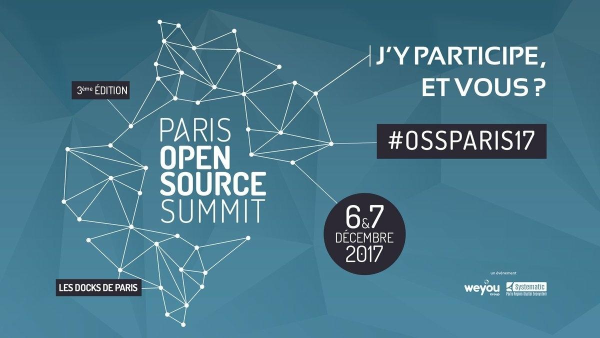 Paris Open Source Summit-2017