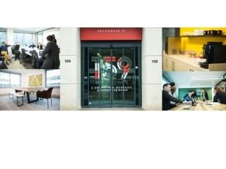 Secondesk salue l'arrivée de clients prestigieux au 159, sa nouvelle adresse de coworking et bureaux flexibles à Neuilly