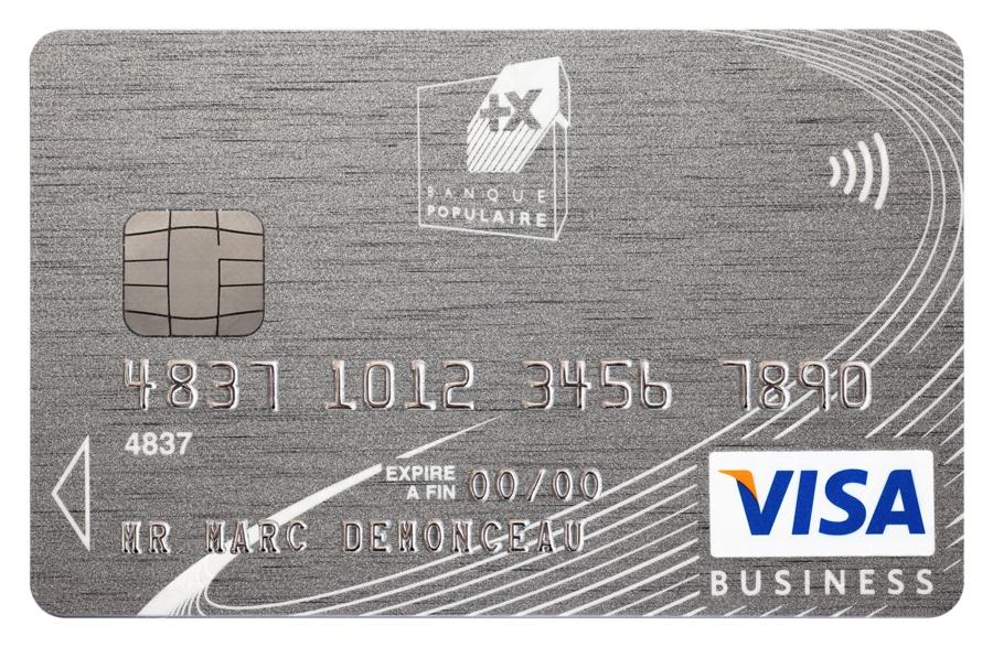 Banque Populaire commercialise sa 500 000ème carte bancaire professionnelle