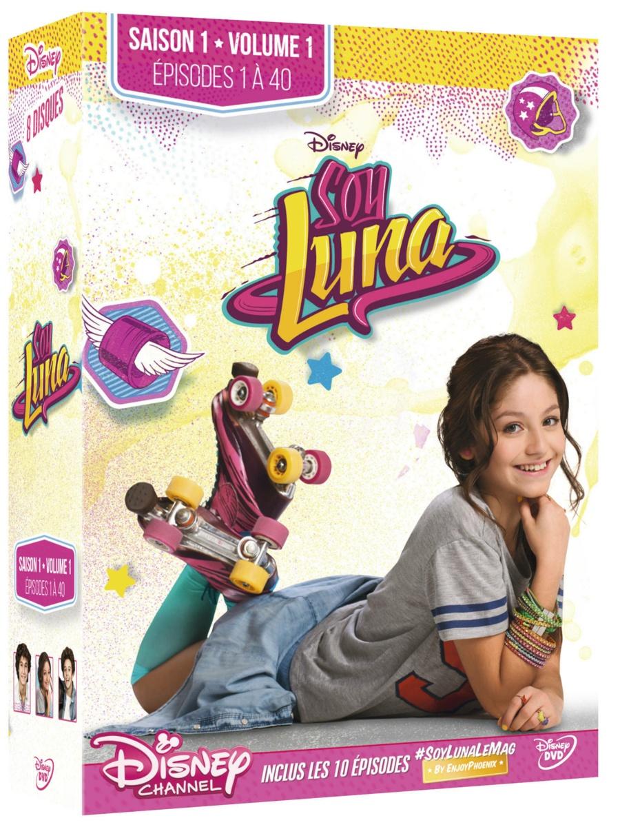 Soy Luna Dvd
