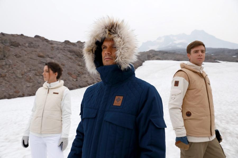 Columbia Film Une Wars Sportswear Du Star Collection Inspirée Lance BtdrosQxhC