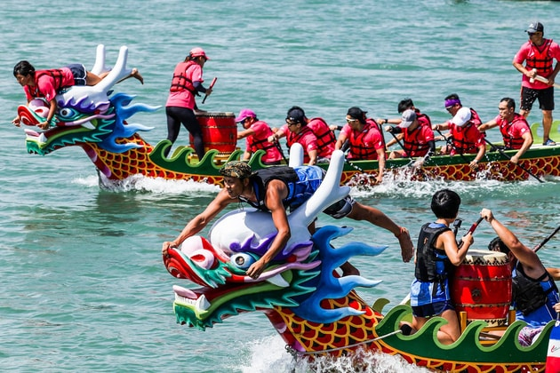Dragon Boat Festival Brings About Successful Team Building