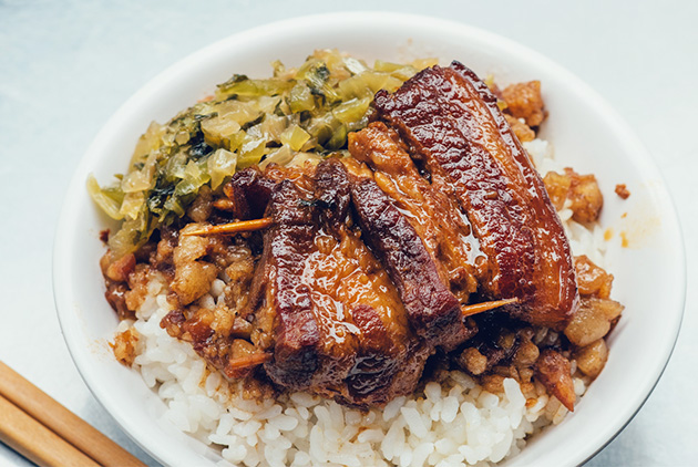 In Appreciation of Taiwan's 'National Dish'—Braised Pork Rice