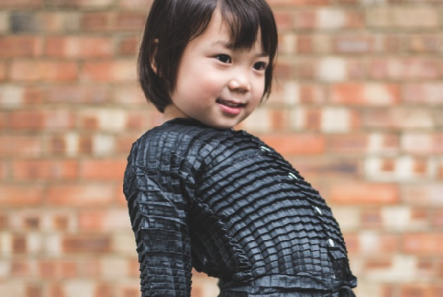 The Kids Clothing that Grows with Your Child