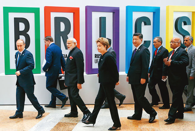 Opinion: BRICS Must Lead Way in New Era of Globalization