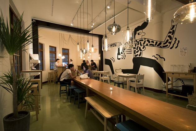 Taipei's New Hotspot for Young Entrepreneurs